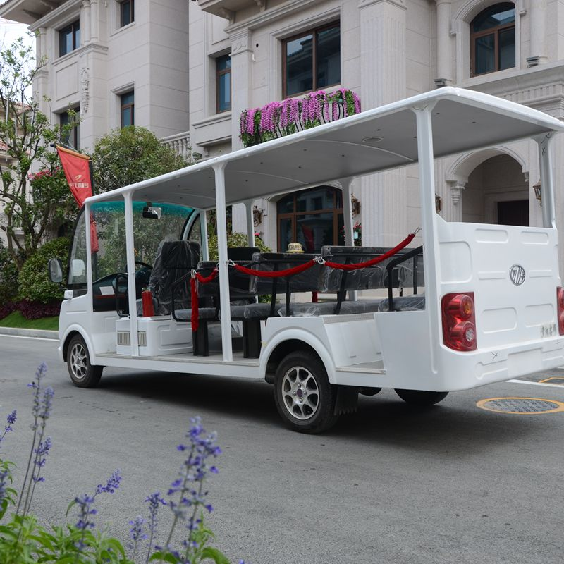 14 Seater Gasoline Sightseeing Car