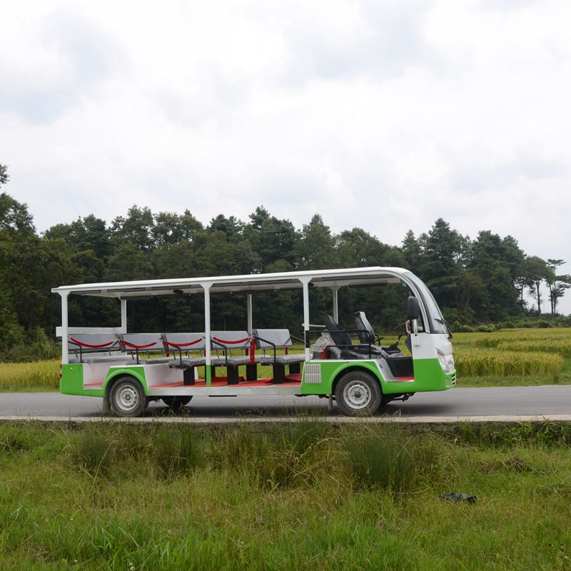 23 Seater Fuel Sightseeing Car