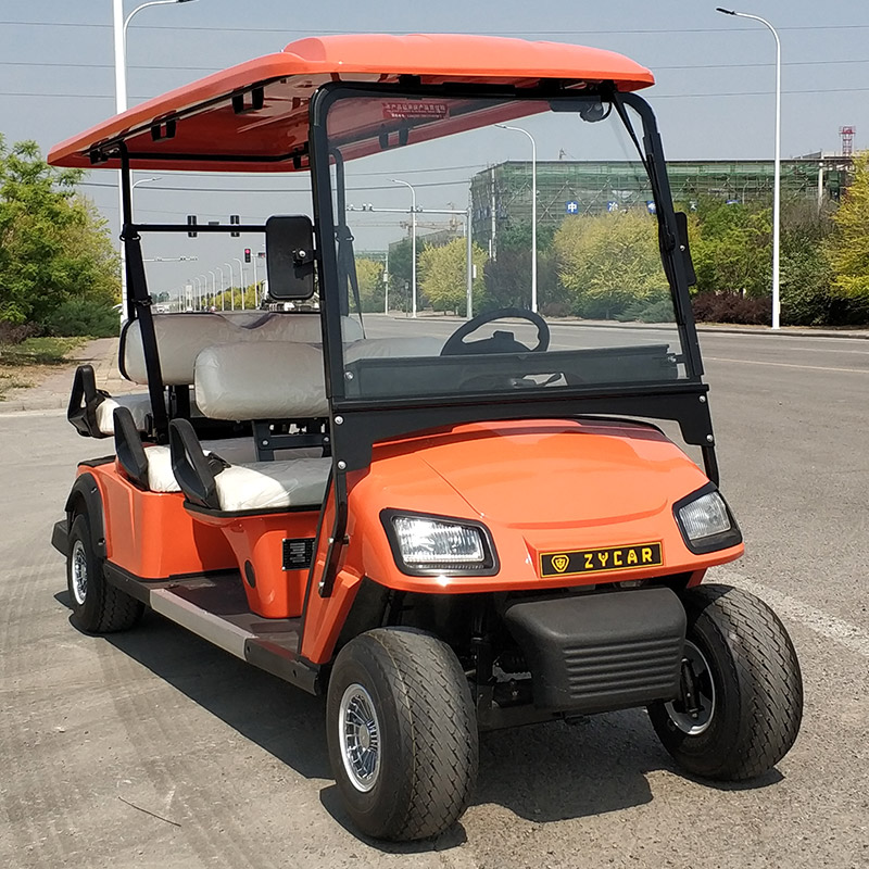 Golf Cart L4A Orange