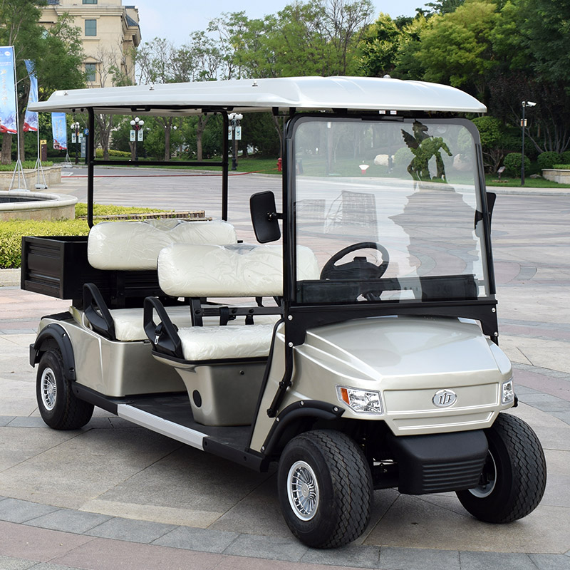 Golf Cart L4B Gray