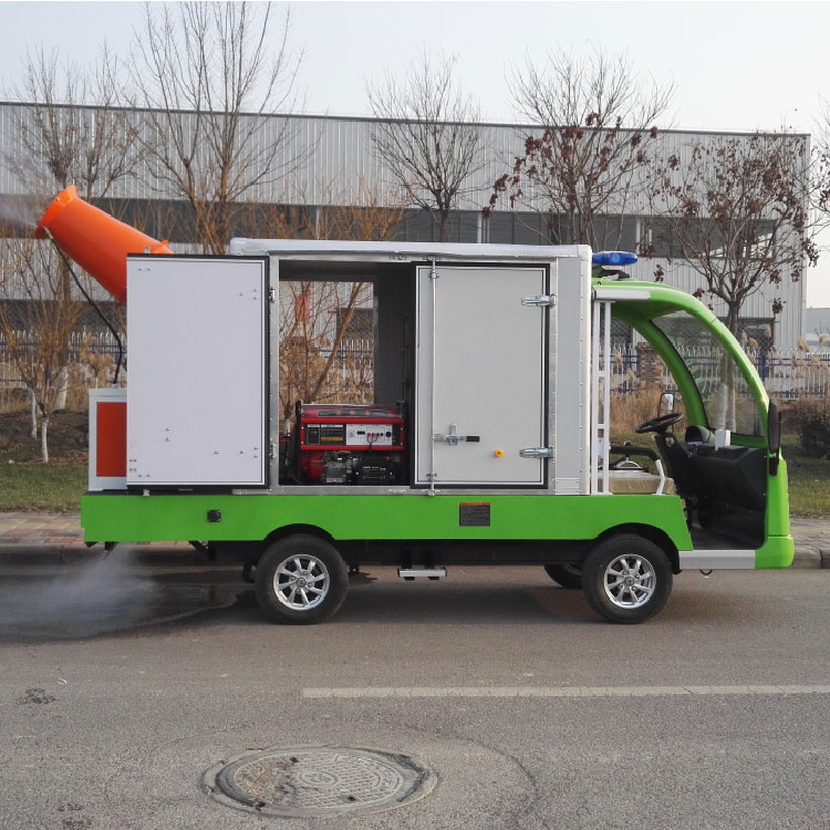 Electric Epidemic prevention and disinfection vehicle sprinkler Spray truck